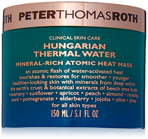 - Peter Thomas Roth Hungarian Thermal Water Mineral Rich Atomic Heat Mask 5.1oz
