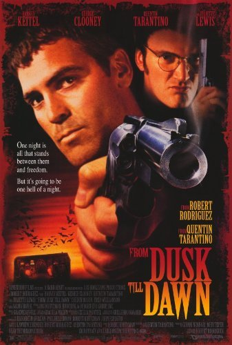 From-Dusk-Till-Dawn-Movie-Poster-27-x-40-Inches-69cm-x-102cm-1995-George-ClooneyQuentin-TarantinoHarvey-KeitelJuliette-LewisErnest-LiuFred-Williamson-by-MG-Poster