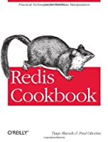 Redis Cookbook Front Cover