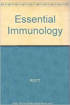 Essential Immunology