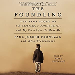 The Foundling Audiobook