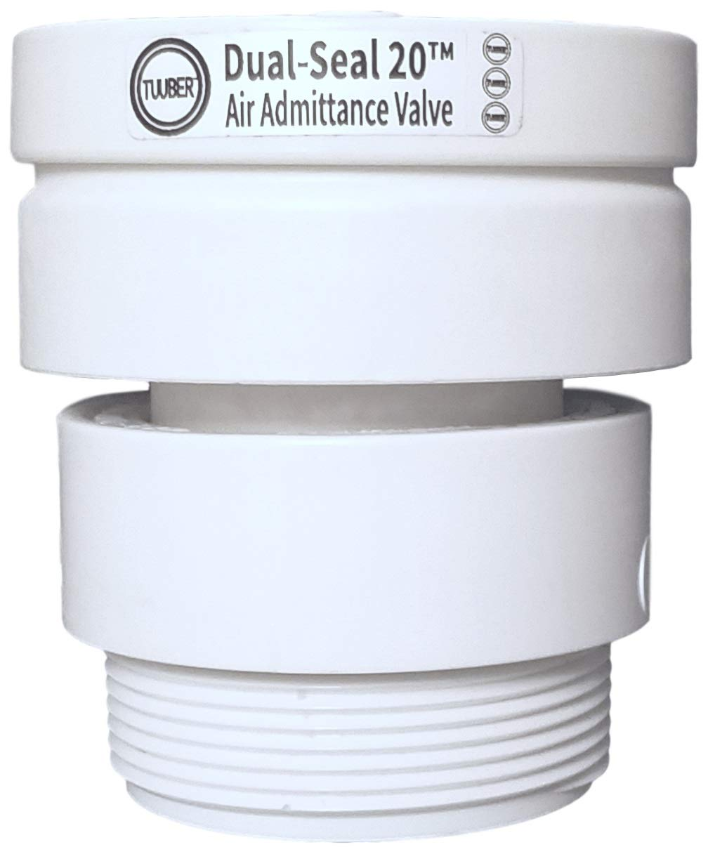 2-inch Tuuber Vent 2x Superior Seal Air Admittance Valve