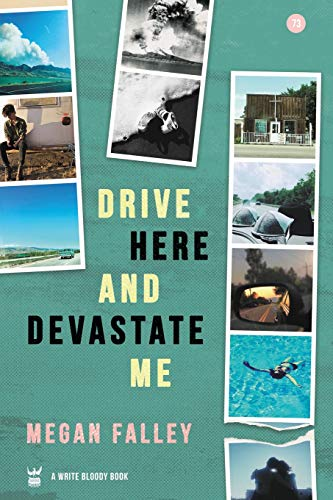 Drive Here and Devastate Me (She Means The World To Me Poems)