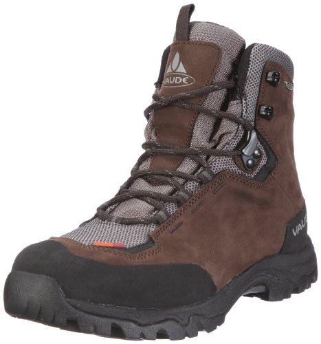 VAUDE Women's Arakan Sympatex Mid brown (Size: 39) half boots
