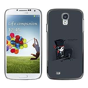 """For Samsung Galaxy S4 , S-type Hardcore pirata Geek"""" - Arte & diseño plástico duro Fundas Cover Cubre Hard Case Cover"""