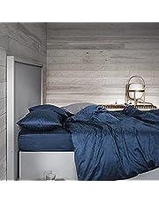 Balmain Athens Bed Set King (Blue)