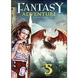5-Movie Fantasy-Adventure Collection: Stone of Destiny/Mysterious Museum/The Excalibur Kid/The Secret Kingdom/The Shrunken City