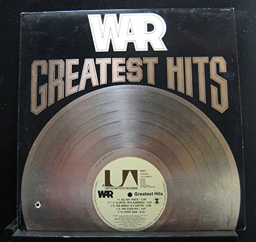 War Greatest Hits (The Best Of War)