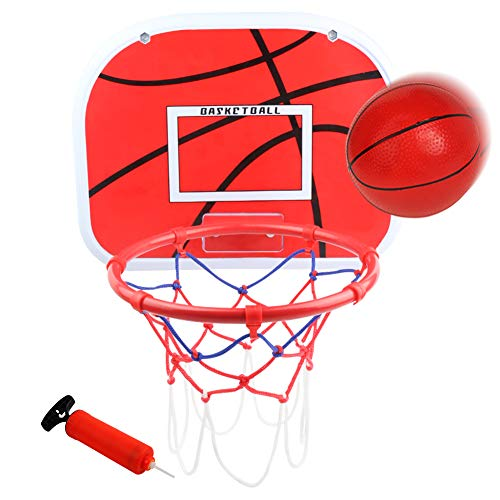 Over The Door Basketball Hoop (15