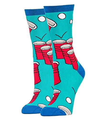 OoohYeah Women's Noverlty Funny Socks ()