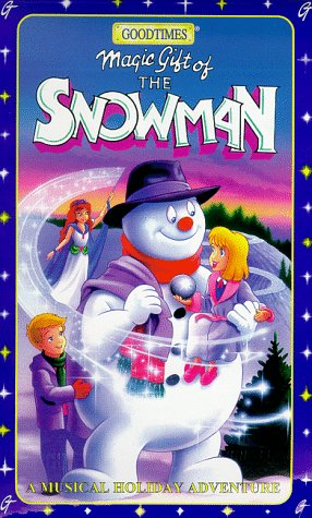 Magic Gift of the Snowman [VHS]