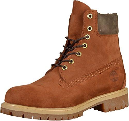 Homme Premium Baskets COGNAC Timberland Boot 6 A1lxu TSxn6qC4