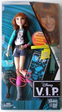 Disney V.I.P. Glam CeCe Jones Doll -