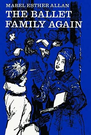 book cover of The Ballet Family Again