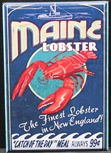 Maine Lobster Refrigerator -