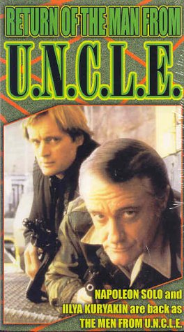 The Return of the Man From U.N.C.L.E. [VHS]