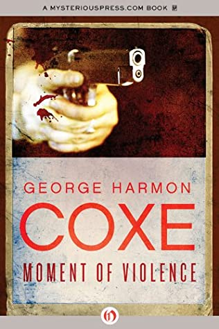 book cover of Moment of Violence