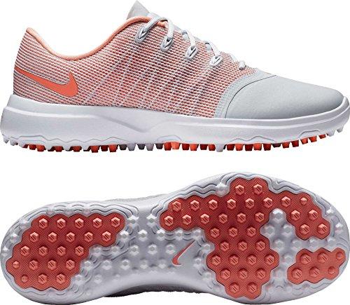 プレビュー教義フライト[ナイキ] レディース ゴルフ Nike Women's Lunar Empress 2 Golf Shoes [並行輸入品]