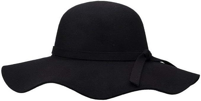 Eastery Sombreros Elegantes Sombreros Sombrero para Ancho El Sol ...