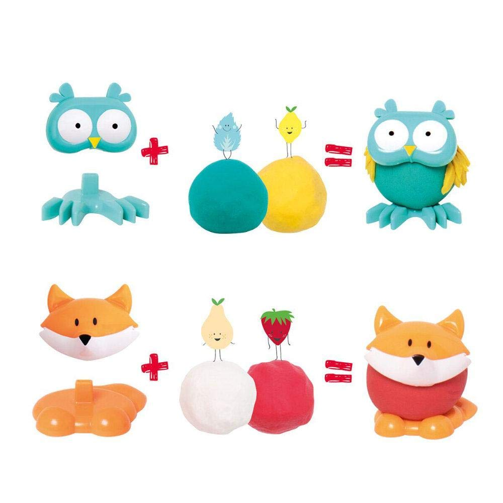 Tutti Frutti Forest Fox /& Owl Large Box