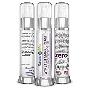 Research Verified Stretch Mark Repair Gel & Cream - 100% Natural Dual-Action - Get Rid of Stretch Marks & Improve Skin Hydration And Elasticity - 100%! 3 Gels + 3 Creams Pack