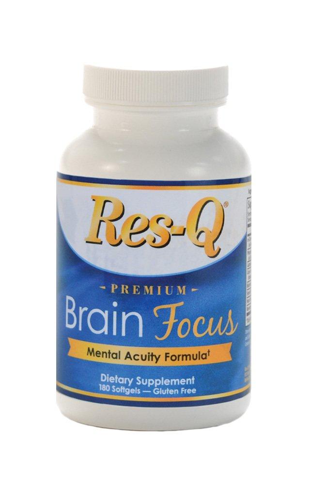 Res-Q Brain Focus by Res-Q