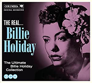 The Real Billie Holiday (3 Cds)