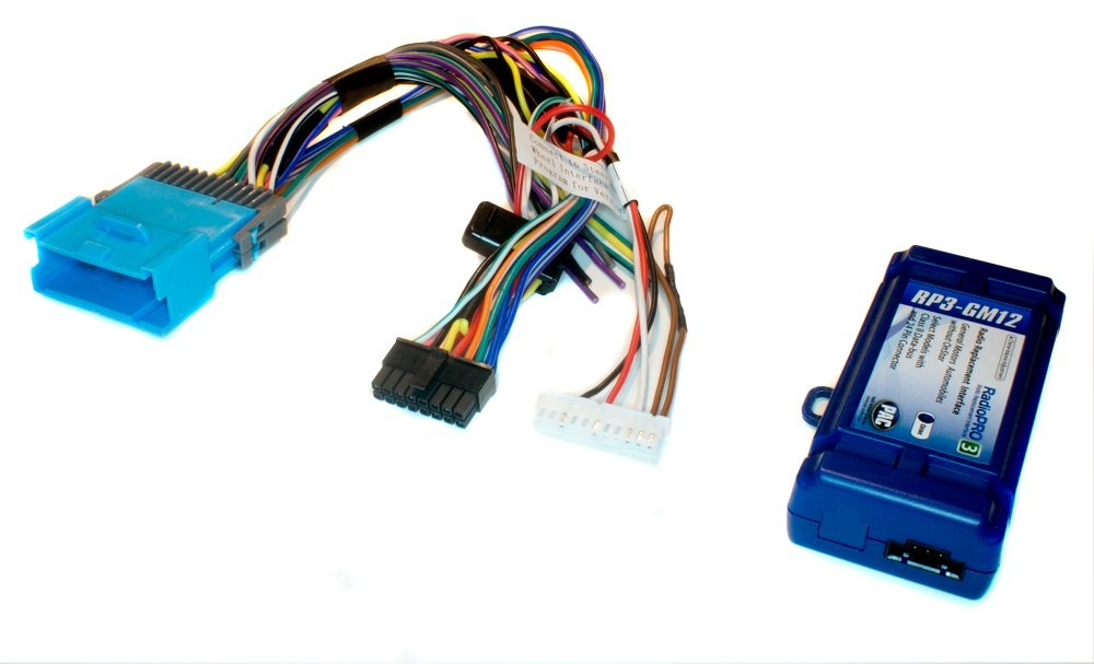 PAC RP3-GM12 Radio Replacement Interface for Select GM Vehicles without On-Star