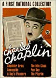 Charlie Chaplin: The First National Collection