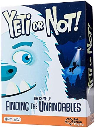 Fat Brain Toys Yeti or Not [並行輸入品]