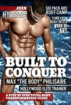 Built to Conquer by [Philisaire, Max]