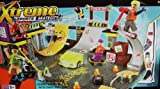 Xtreme Sports Skatecity Playset #9169 201 Pieces Skate City
