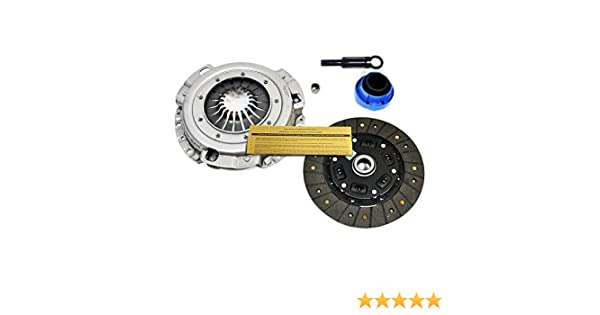 Amazon.com: EFT HEAVY-DUTY CLUTCH KIT 93-11/94 FORD RANGER / 94 MAZDA B2300 B3000 2.3L 3.0L: Automotive