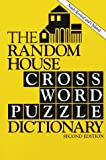 Random House Crossword Puzzle Dictionary, 2 Ed.