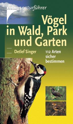 Vögel in Wald, Park und Garten