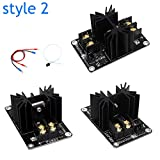 Qjoy 3D Printer Heated Bed Power Module High Current 210A MOSFET Upgrade RAMPS 1.4 (#2)