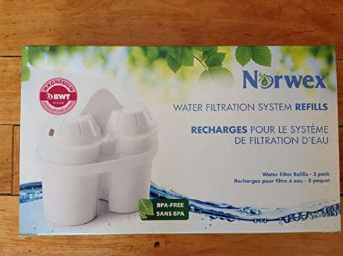 Norwex Water Filtration System Filter Replacements