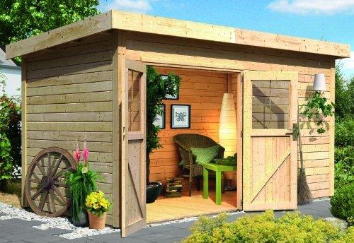 Karibu Woodfeeling Aktionshaus Kulpin 7 natur 28 mm
