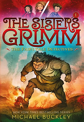 (The Fairy-Tale Detectives (The Sisters Grimm #1): 10th Anniversary Edition: The Fairy Tale Detectives)