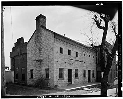 Amazon com: HistoricalFindings Photo: Cole County Jail