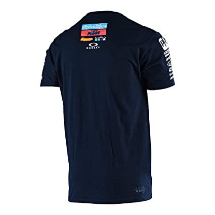Troy Lee Designs KTM Team - Camiseta para adulto M navy: Amazon.es ...