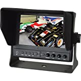 Delvcam DELV-WFORM-7 7'' Camera-Top 3G-SDI/HDMI IPS LED Monitor with Video Waveform, 1280x800
