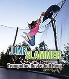 Jump Slammer, Trampoline Basketball Hoop