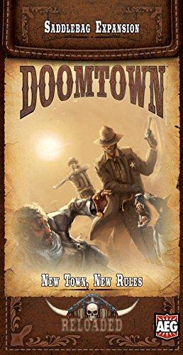 New Saddlebag - Doomtown: Reloaded - New Town, New Rules - Saddlebag Expansion
