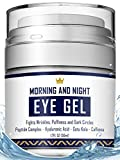 Eye Cream - Dark Circles & Under Eye Bags Treatment - Reduce Puffiness, Wrinkles - Effective...