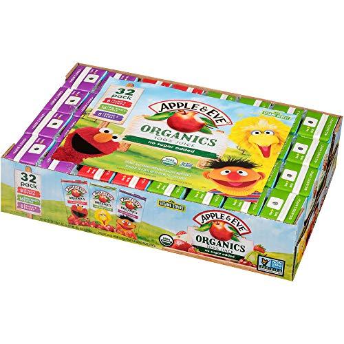 Apple Eve Sesame Street