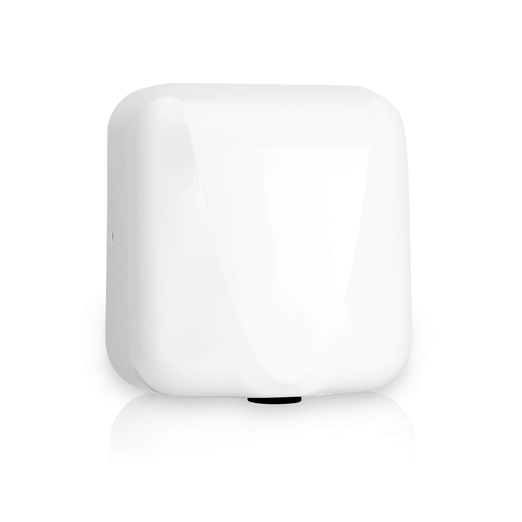 VALENS Hand Dryer Commercial for Bathroom, Automatic Hand Dryers 224 mph with HEPA Filter, High Speed 1800W, Hot or Cold Air Available, White (1 pc) by VALENS