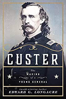 Book Cover: Custer: The Making of a Young General