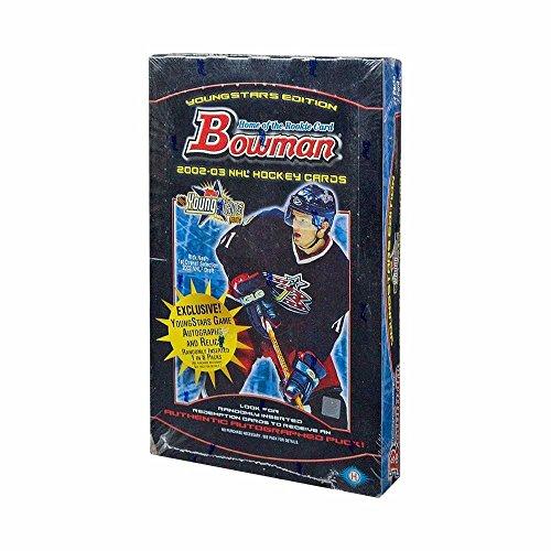 2002-03 Bowman Young Stars Hockey Hobby Box ()