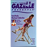 Tony Littles Gazelle Freestyle Total Body Workout Collection